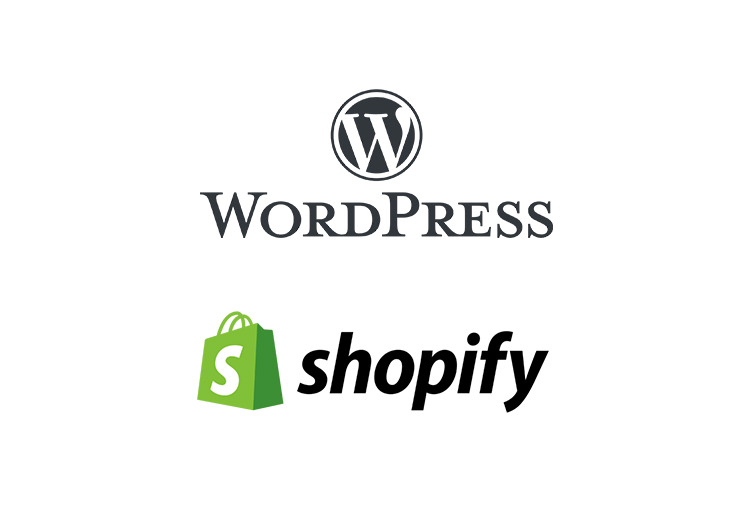WordPress - Shopify
